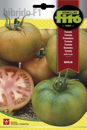Híbridos de Tomate Merlín