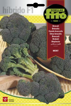 Híbridos de Bróculi Merit