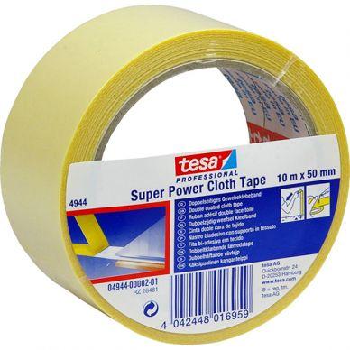 Cinta adhesiva Tesa 2 caras moqueta 10 m x 50 mm