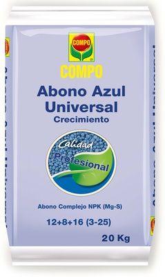 Fertilizante Azul Universal Crecimiento - Compo