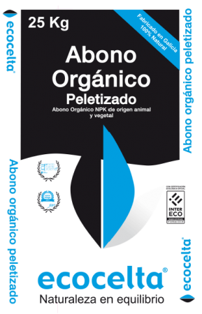 Compost Peletizado - Ecocelta