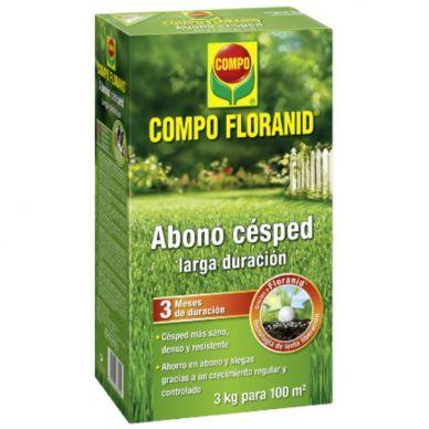 Abono Césped Larga Duración - Compo Floranid
