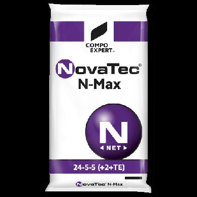 NOVATEC N-MAX (24-5-5+2) - 25 kg