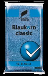 Fertilizante universal Blaukorn Classic, 25kg