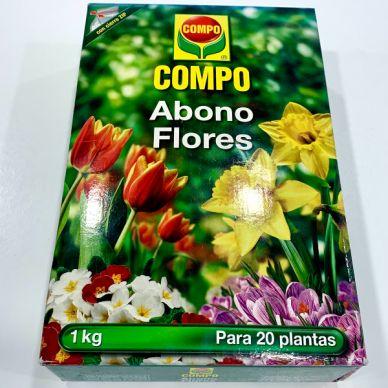 ABONO FLORES - COMPO - 1Kg