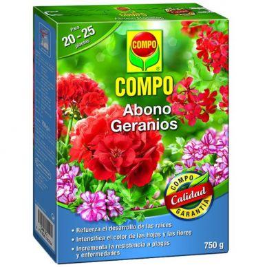 Abono Geranios - Compo - 750g