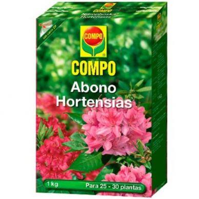 ABONO HORTENSIAS - COMPO - 1Kg