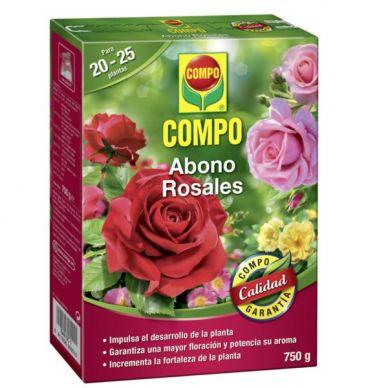 Abono Rosales - Compo - 750g