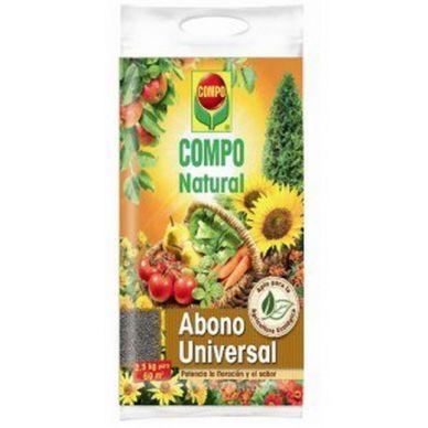 Abono Universal - Compo Natural - 2,5 Kg