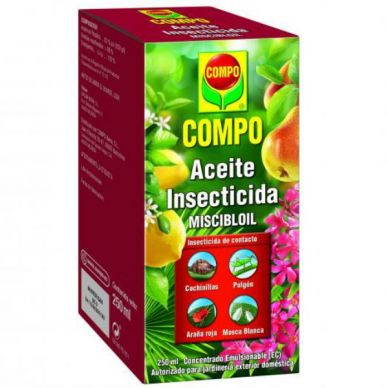Aceite Insecticida Miscibloil - Compo - 250ml