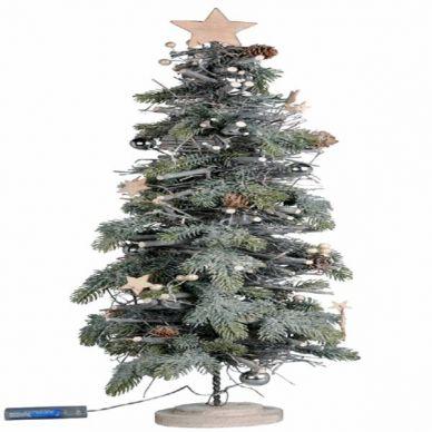 Árbol Navidad Con Luz 77cm