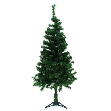 Árbol Navidad Slim H120cm DIA80cm Verde