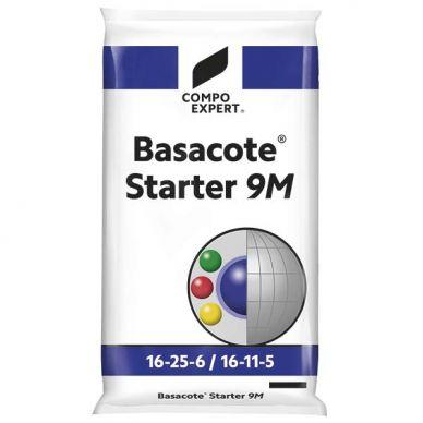 BASACOTE STARTER 9M 16-25-6 - COMPO EXPERT - 25 Kg