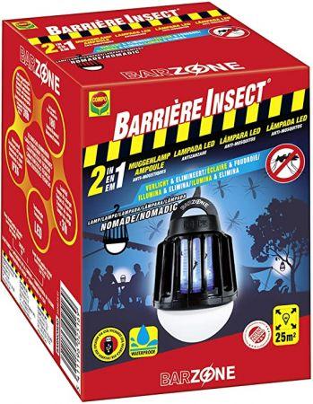 Bombilla USB Barrera de Insectos Nomadic - Compo