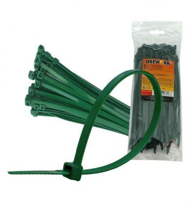 Brida Nylon Verde 2,5x140 mm - Orework