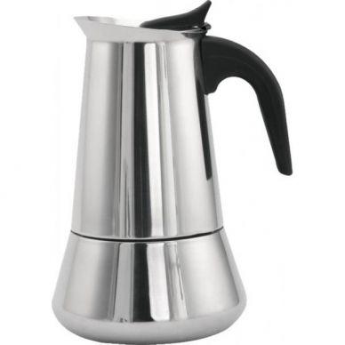 Cafetera inox 12 tazas -Orbegozo