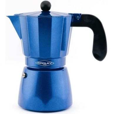 Cafetera Blue Induction 12 tazas - Oroley