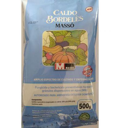 Fungicida Caldo Bordelés - Massó - 500 g