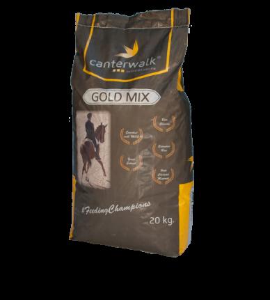 CANTERWALK GOLD MIX 20 KG
