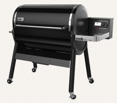 Barbacoa de pellets de madera SmokeFire EX6 GBS Weber