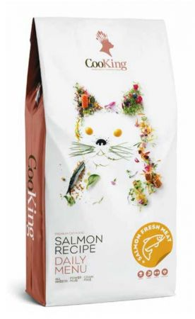 COOKING CAT ADULT SALMON