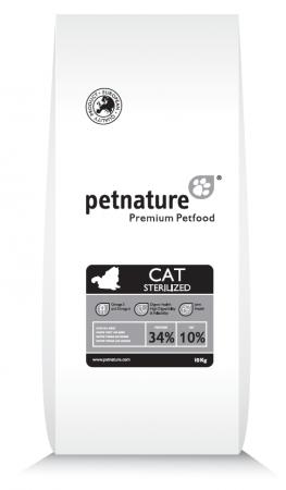 PETNATURE CAT STERILIZED
