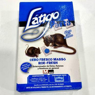 CEBO FRESCO LÁTIGO PASTA - MASSÓ - 200g