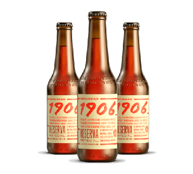 Cerveza 1906 Reserva Especial - Estrella Galicia - Pack 6 x 330 ml