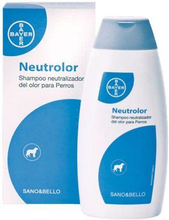 Champú perros Neutrolor - Bayer