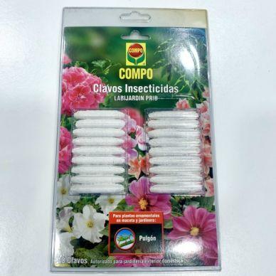 Clavos Insecticidas Labijardin Prid - Compo