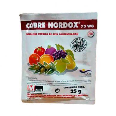 FUNGICIDA COBRE NORDOX 75 WG - MASSÓ