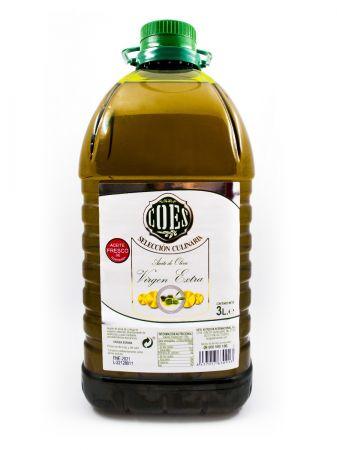 Aceite de Oliva Virgen Extra 1L - COES