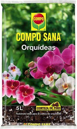 Sustrato Orquídeas - Compo Sana - 5L