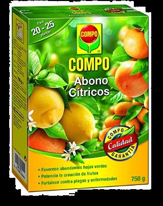 Abono Cítricos, 750 gr