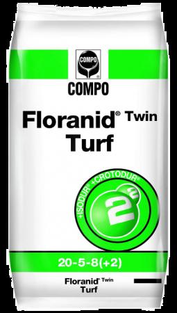 Floranid Twin Turf Césped, 25 kg