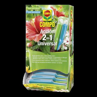 Acción 2 en 1 Universal - Compo - 30ml