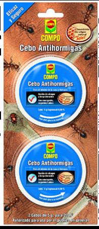 Cebo Antihormigas - Compo