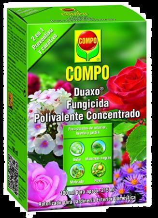 Duaxo Fungicida Polivalente Concentrado, 100 ml
