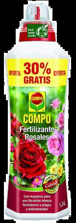 Fertilizante Rosales - Compo - 1,3L