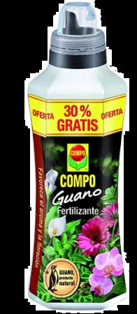 Fertilizante Líquido Guano - Compo - 1,3L