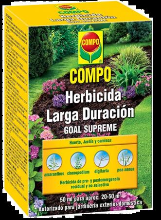 HERBICIDA LARGA DURACIÓN - COMPO - 50ml