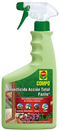 Insecticida Acción Total Fazilo - Compo