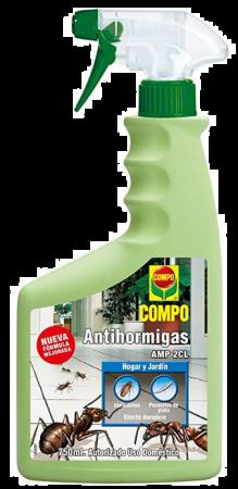 Antihormigas Pistola, 750 ml