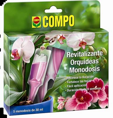 Revitalizante Orquídeas Monodosis - Compo