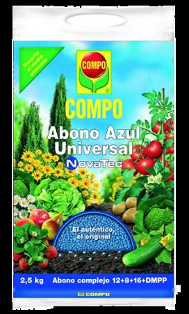 ABONO AZUL UNIVERSAL NOVATEC - COMPO