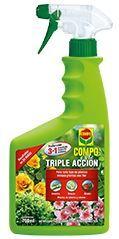 Protección de Plantas Triple acción 750 ml
