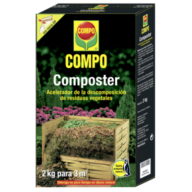 COMPOSTER - COMPO - 2Kg