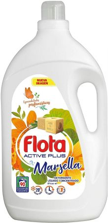 Detergente líquido Flota Marsella 90 Lavados