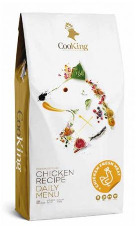 COOKING DOG ADULT CHICKEN