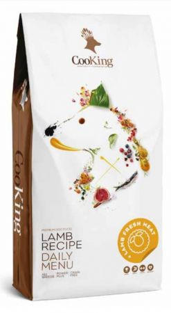 COOKING DOG ADULT LAMB